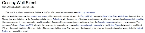 Post image for Technology Toolbox: Learn from Occupy Wall Street to Occupy YOUR Street