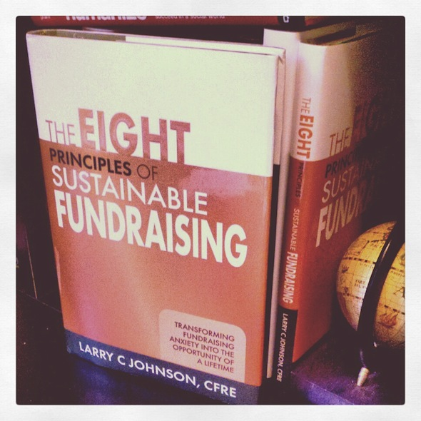 Post image for Book Review and Giveaway: The Eight Principles of Sustainable Fundraising
